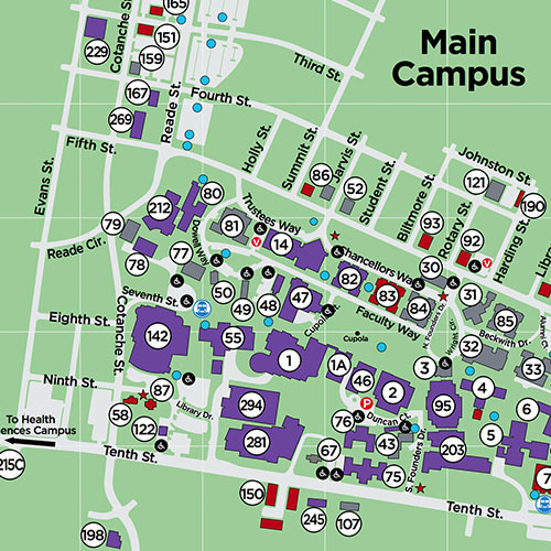 greenville college campus map Pdf Maps Information Ecu greenville college campus map